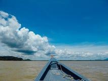 Det Malaysia fartyget turnerar arkivbild