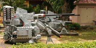 Det maritima museet i Malacca, Malaysia Royaltyfri Fotografi