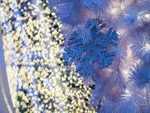 Det mest lyckliga ögonblicket för nytt år, jul glad jul Arkivbild