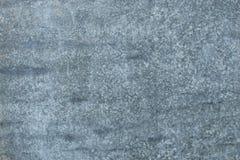 Det metalliska järnet för grunge för tappninggrå färger rostiga Royaltyfria Bilder