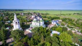 Det militära rådet Historiska Starocherkassk och Architectura Royaltyfri Bild