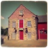Det Millhouse-Rother dallandet parkerar Royaltyfria Foton