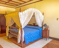 Det minnes- rummet i storslaget orientaliskt hotell Royaltyfria Bilder