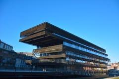 Det moderna nya arkivet av staden av Ghent Royaltyfri Foto