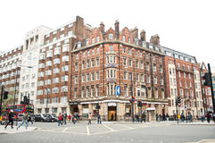 Det Morton hotellet i London Arkivfoto