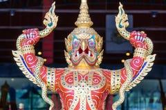 Det nationella museet av kungliga personen rusar in Bangkok Royaltyfri Bild