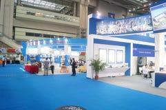 Det nionde utbytet och utställningen för APEC-SME-teknologi Royaltyfri Fotografi