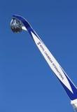 Det NorthStar observationstornet på den nyaste kungliga karibiska kvanten för kryssningskeppet av haven anslöt på udde Liberty Cr Arkivfoton
