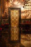 Det offentliga rummet i Cityhall av Barcelona Royaltyfri Bild