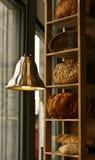 det organiska bagerit shoppar Arkivbilder