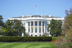 Det ovala kontoret på Vita Huset i Washington DC - WASHINGTON, DISTRICT OF COLUMBIA - APRIL 8, 2017 Royaltyfri Bild