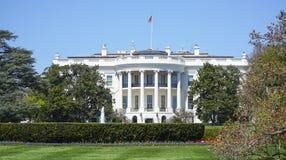 Det ovala kontoret på Vita Huset i Washington DC - WASHINGTON, DISTRICT OF COLUMBIA - APRIL 8, 2017 Arkivbild