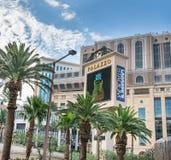 Det Palazzo hotell- och kasinotecknet Royaltyfria Bilder