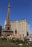 Det Paris hotellet i Las Vegas, NV på Maj 20, 2013 Royaltyfri Fotografi