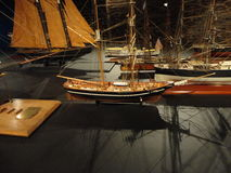 Det södra gatahamnstadmuseet 137 Royaltyfria Bilder