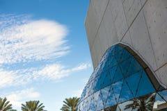 Det SalvadorDalà museet St Petersburg, Florida, Förenta staterna royaltyfria foton