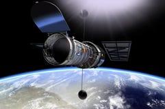 Satellit- Royaltyfri Foto