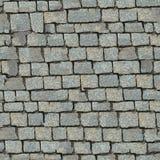 Det Seamless stenkvarteret texturerar. Royaltyfri Fotografi