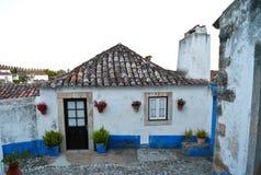 Det små huset Royaltyfri Fotografi