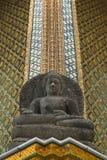 Det smaragdBuddha tempelet Arkivbild