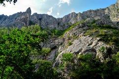 Det stora berget av Turda Royaltyfri Bild