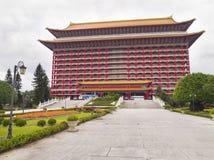 Det storslagna hotellet (Taipei) royaltyfri bild