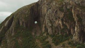 Det Torghatten berget lager videofilmer
