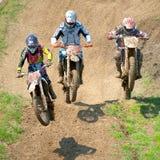 Det tredje nationella Endurocross mästerskapet Royaltyfri Foto