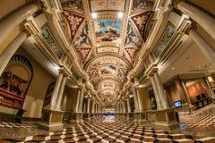 Det Venetian Royaltyfri Fotografi