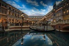 Det Venetian Arkivbild