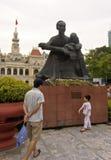 Det Vietnam centret parkerar Royaltyfria Bilder