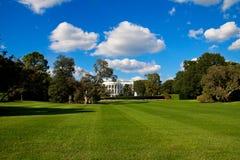 Det vita huset royaltyfria foton