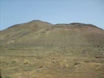 Det volcan Fotografering för Bildbyråer