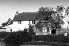Detached house Stock Photos