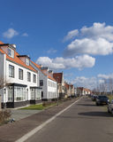 Detached houses Royalty Free Stock Photos