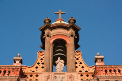 Detai καθεδρικών ναών του San Luis Ποτόσι στοκ φωτογραφία με δικαίωμα ελεύθερης χρήσης
