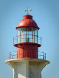 Detai of a Lighthouse tower Stock Images