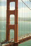 Detaiil of Golden Gate Bridge Royalty Free Stock Photography