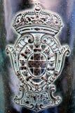 Detail 02 van het kanon Stock Foto's