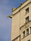 Detail 1 van Vancouver van het hotel Stock Foto's
