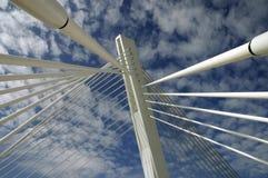 Detail 13 van de brug Stock Afbeeldingen