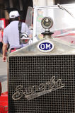 Detail of a 1927 OM 665 Superba Stock Photo