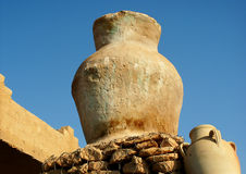 Detail. Of a house in Tunisia Stock Photos