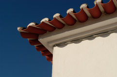 Detail. Of a house Royalty Free Stock Image