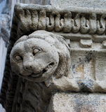 Detail. From an old church. Nicosia, Cyprus Stock Image