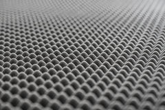 Detail of Acoustic Foam in Recording Studio Stock Photos