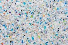 Detail of Acoustic Foam in Recording Studio stock photo