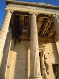 Detail from Acropolis Royalty Free Stock Photography