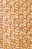 Detail of wicker texture background. Detail of African artisan wicker texture suitable as background Stock Image