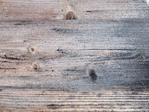 Detail of aged  horizontal wooden planks Stock Photos